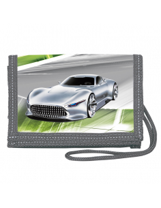 Peněženka na krk Fast Cars