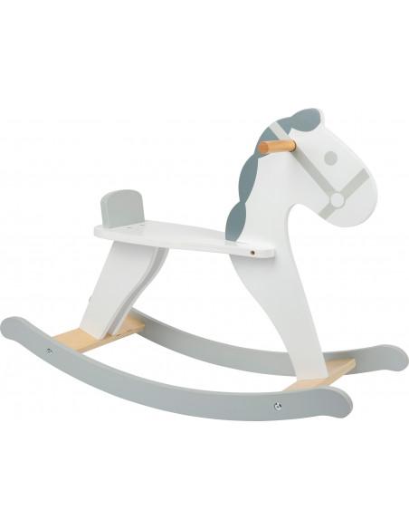 Dřevěný houpací koník Skandi