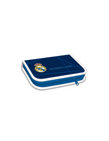 Penál Real Madrid blue rozkládací