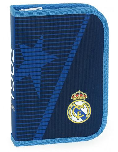 Jednopatrový penál rozkládací Real Madrid