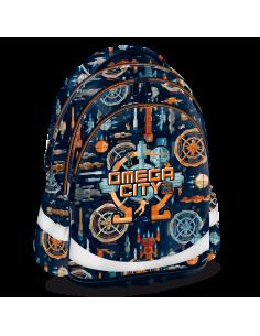 Školní batoh Omega City