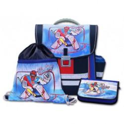 Školní aktovkový set Hockey 3-dílný