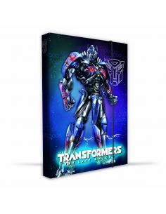 Desky na sešity A5 Transformers 5