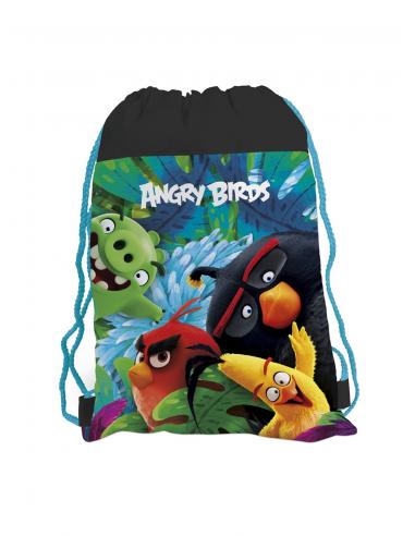 Sáček na cvičky Angry Birds Movie
