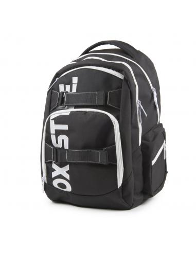 Studentský batoh OXY Style Black & White
