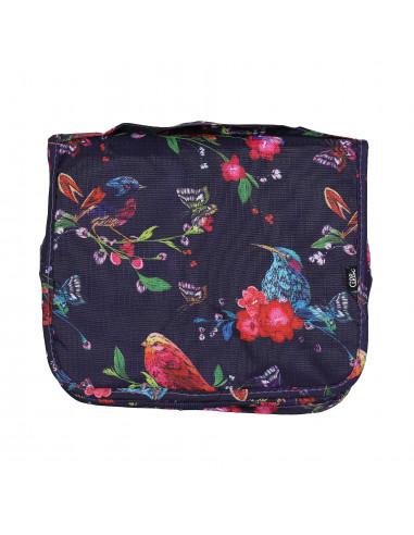 Závěsná kosmetická taška - Ledňáček