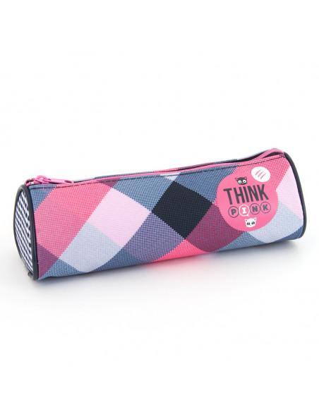 Penál Think Pink kočky etue