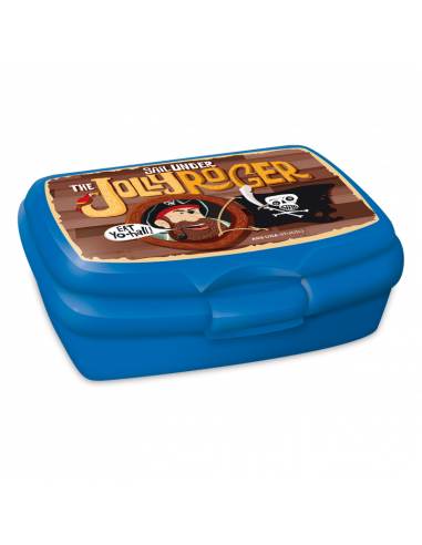 Svačinový box Jolly Roger