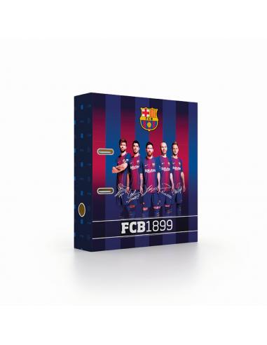 Pořadač A4 lamino páka 7cm FC Barcelona