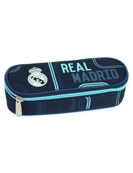 Etue Real Madrid blue lines