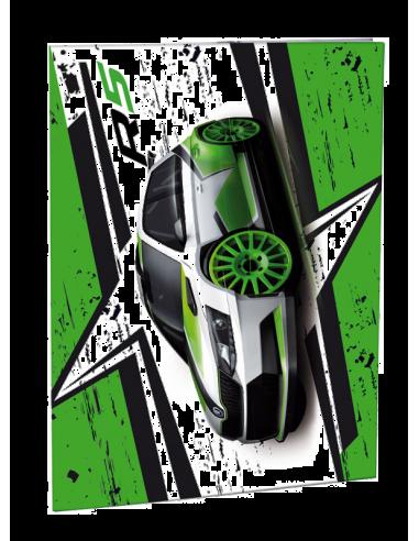 Desky na abecedu Škoda R5