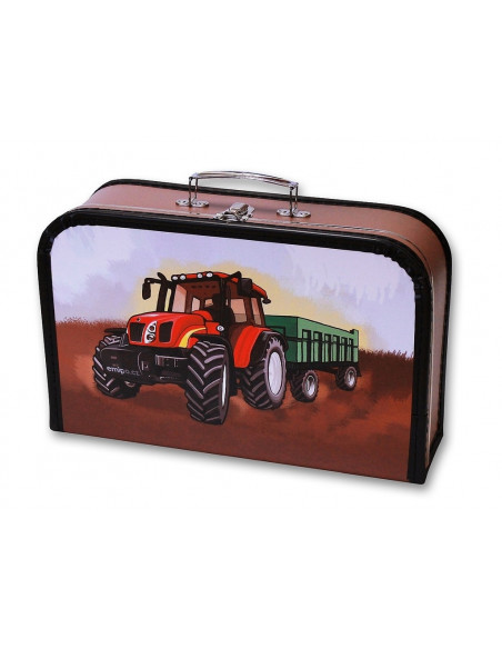 Dětský kufřík Traktor