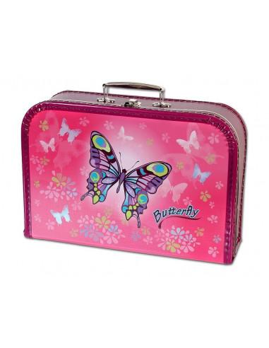 Dětský kufřík Butterfly