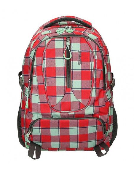 Studentský batoh SPIRIT WIZZARD 05 červená