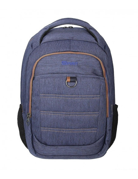 Studentský batoh SPIRIT DENIM 01 modrá