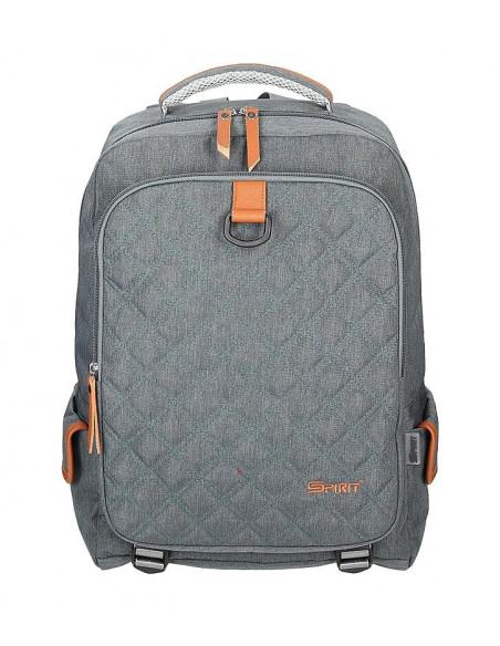 Volnočasový batoh SPIRIT CANAVAS 03 šedá