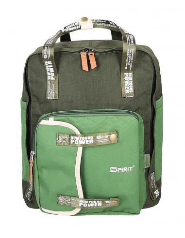 Volnočasový batoh SPIRIT CITY RUSH 03 khaki