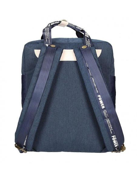Volnočasový batoh SPIRIT CITY RUSH 02 modrá