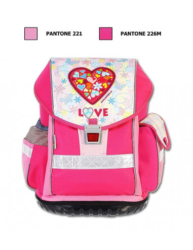 Školní batoh ERGO TWO Love