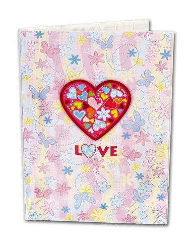 Desky na abecedu Love