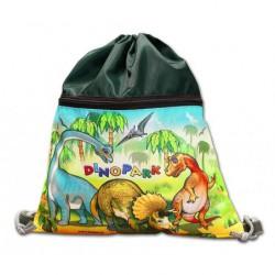 Školní sáček Dinopark