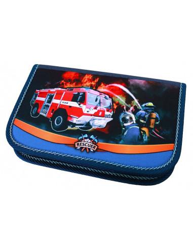 Školní penál 2-klopy Rescuer