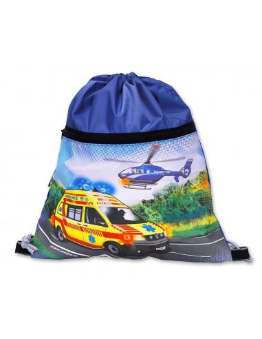 Školní sáček Záchranáři