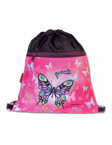 Školní sáček Butterfly