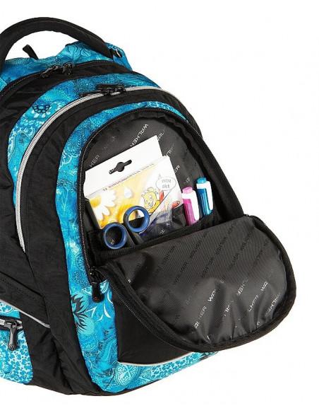 Studentský batoh FAME Unicorn Black