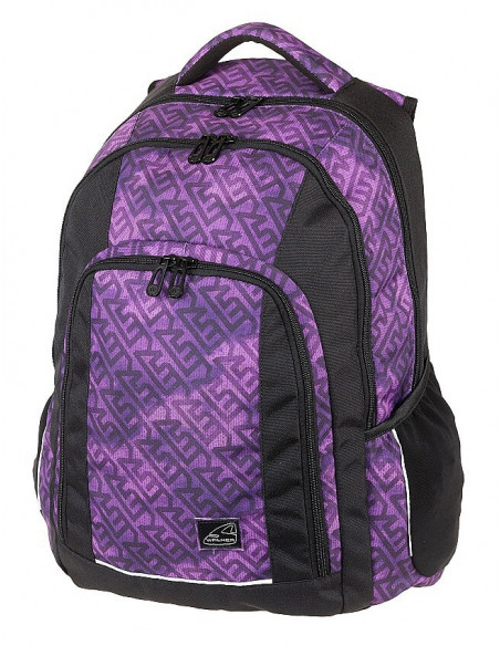 Studentský batoh HAZE Violet