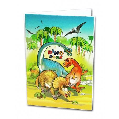 Desky na abecedu Dinopark
