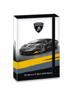 Box na sešity Lamborghini Centenario A4
