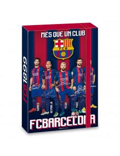 Box na sešity A4 FC Barcelona Team