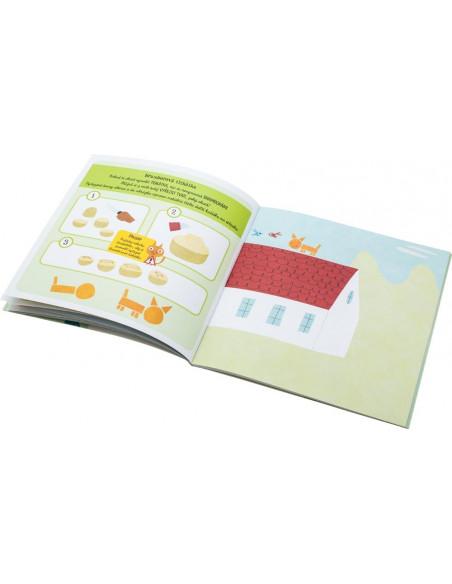 Kniha omalovánek Příroda