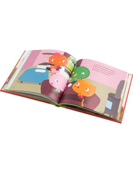 Červená kniha pohádek, první čtení - bezva hra a poučení
