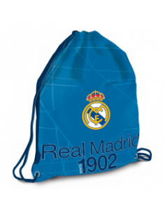 Real Madrid blue sportovní pytel