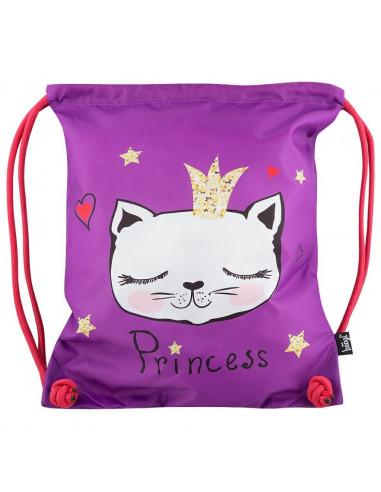 Sáček na obuv Kočky Princess