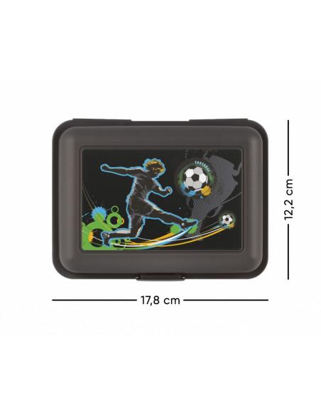 Box na svačinu Fotbal