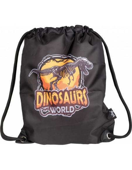 Sáček na obuv Dinosauři