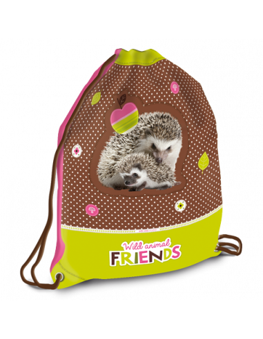 Sáček na přezůvky Hedgehog