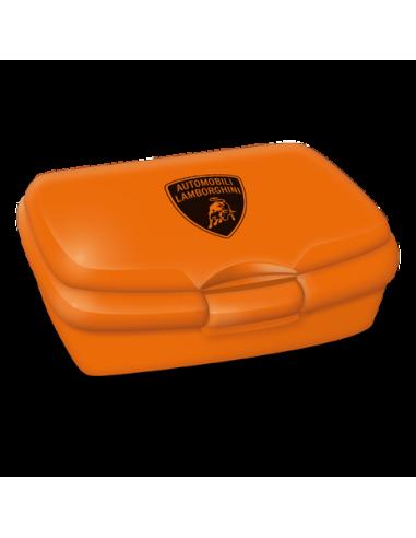 Box na svačinu Lamborghini orange