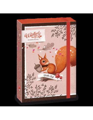 Box na sešity Woodland Magic A5