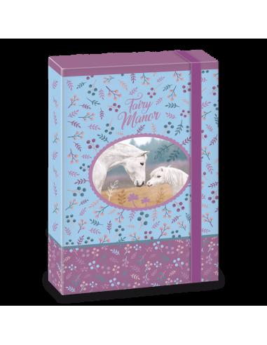Box na sešity Fairy Manor A4