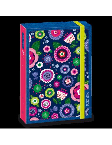 Box na sešity La belle fleur A5