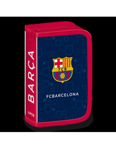 Penál FC Barcelona plněný