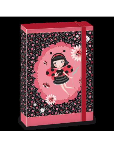 Box na sešity La Coccinelle A4