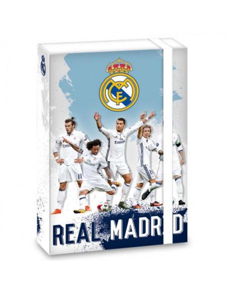 Box na sešity Real Madrid Team A5