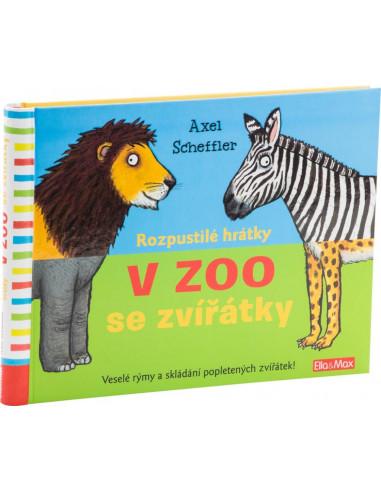 Kniha Rozpustilé hrátky V Zoo