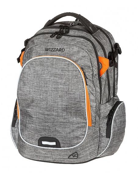 Studentský batoh Wizzard Grey