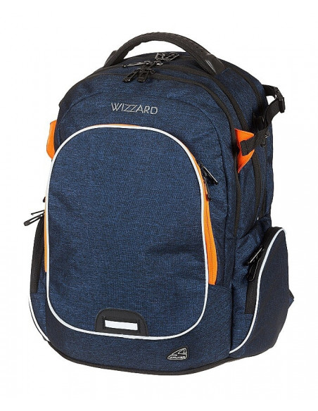 Studentský batoh Wizzard Blue